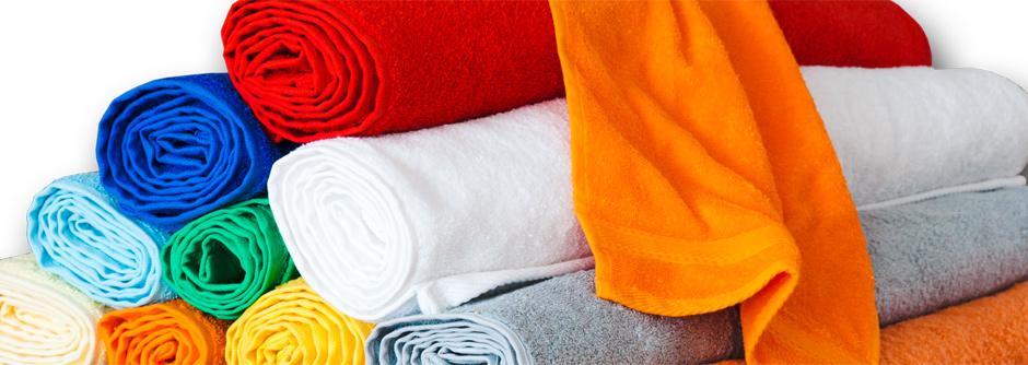Handtuchserie-Ausschnitt