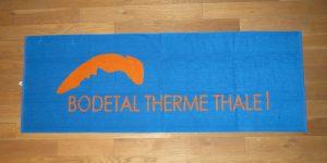 Strandtücher mit eigenem Logo