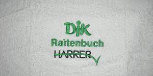 Handtuch bestickt Logo