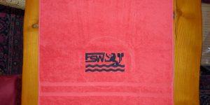 Seifentuch mit eigenem Logo