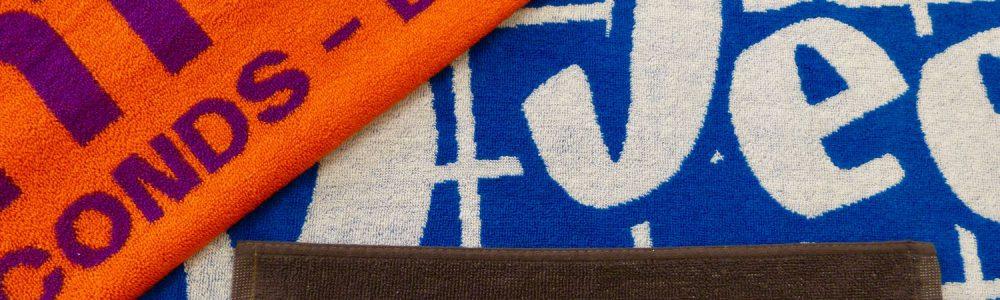 Personalisiertes Handtuch: <b>Garngefärbt</b>