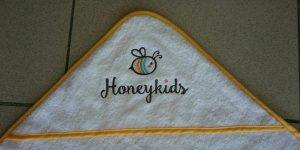 Kinderhandtuch personalisiert