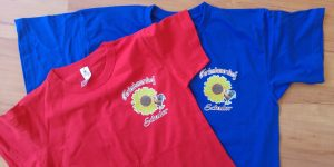 T-Shirts besticken
