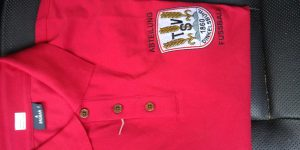 Poloshirts besticken